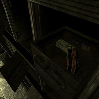Місцезнаходження револьвера «Магнум» кал. 44 опт. приціл