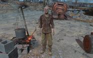 FO4 Poisoned settler