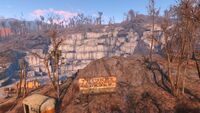 FO4 Thicket Excavations TV 2