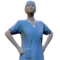 FO76 Atomic Shop - Medical scrubs