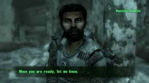 Fallout 3 - What do you mean I can't leave?