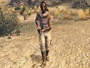 Jackal gang member