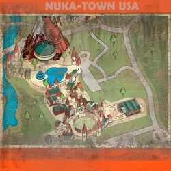 NW Park Map Nuka-Town USA