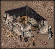 Namiot starszej