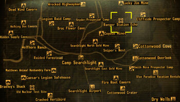 Ranger station Echo | Fallout Wiki | FANDOM powered by Wikia