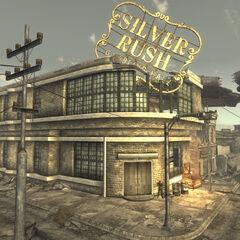The (former) Silver Rush casino