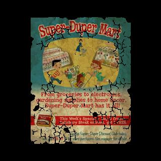 Another Super-Duper Mart poster