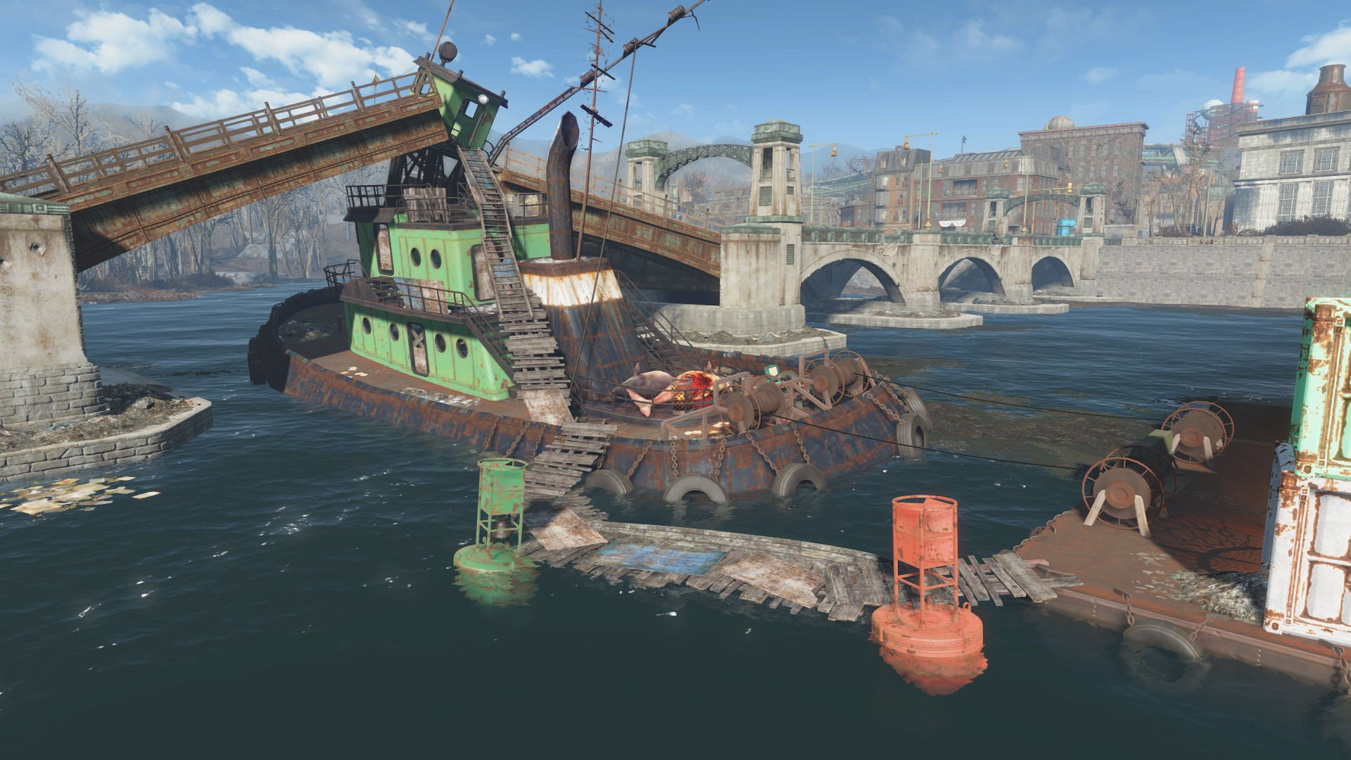 Wreck of the USS Riptide