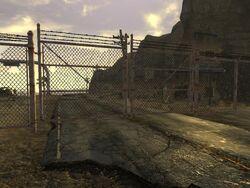 Ворота на 15-ю трассу