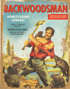 Backwoodsman Homesteading Horror!
