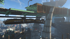 Broken monorail