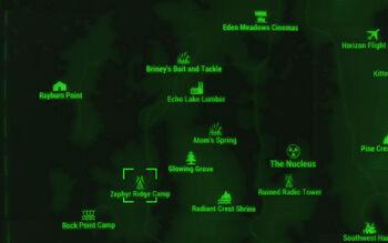 Zephyr Ridge Camp | Fallout Wiki | FANDOM powered by Wikia