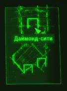 FO4 Общественные события карта