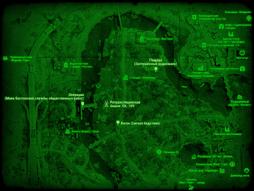 FO4 Ретрансляционная башня 1DL-109 (карта мира)