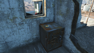FO4 Eddie Winter holotape 9 in Coast Guard Pier