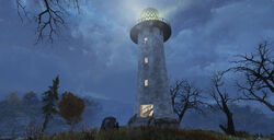 FO76 Landview Lighthouse (The Path to Enlightenment)