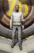 FO76 Straight Jacket Male