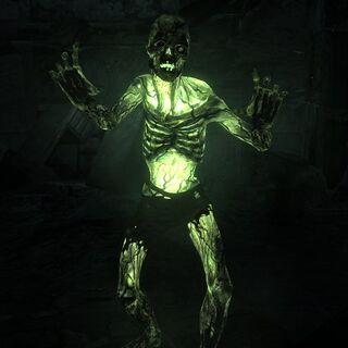 В темряві