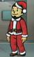 FoS Papá Noel personaje