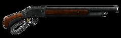 Lever-action shotgun