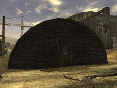 Nellis schoolhouse