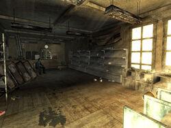 Nipton General Store interior