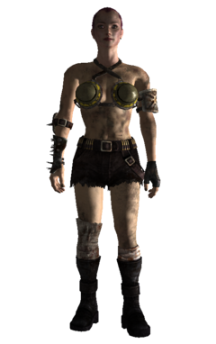 Raider ordinance armor female