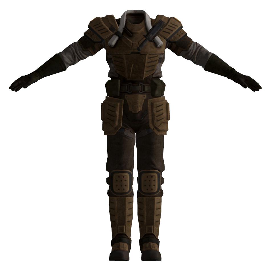 Ncr Ranger Patrol Armor Fallout Wiki Fandom Powered By Wikia