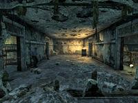 Cell block A interior