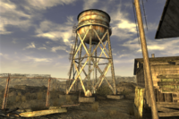 FNV Nelson water tower side