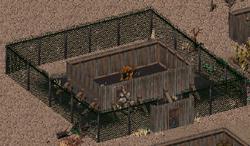 FO2 Modoc Chicken Coop