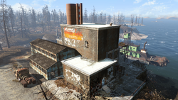FO4FH Eagle's Cove tannery