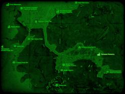 FO4 Часовня Наханта (карта мира)