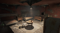 FO4 Mayoral Shelter Sleeping Quarters