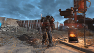 FO4 Power Armor in Atom Cats Garage