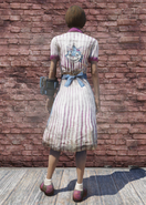 FO76 Amusement Park Worker Uniform Back