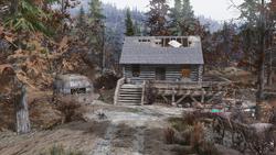 FO76 Bailey family cabin