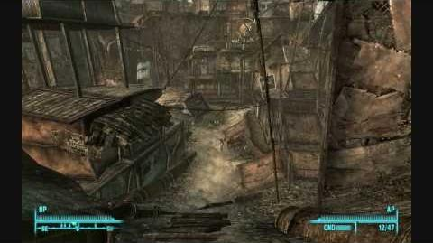 Fallout 3 Main Quests - Following in His Footsteps part1of2