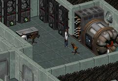 Fo2 Enclave technician