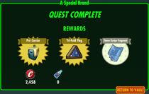 FoS A Special Brand rewards