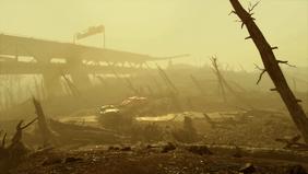 Morze Blasku na zapowiedzi Fallouta 4 podczas E3