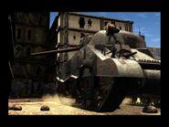 Tank end