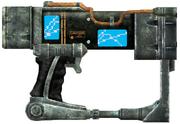 Tesla Pistol