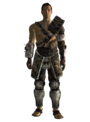 Tribal raiding armor