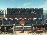 Cola-cars arena