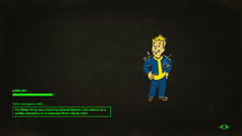 FO4 Ricochet Loading Screen