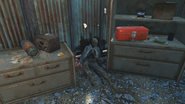 FO4 Wicked Shipping Fleet Lockup inside 1