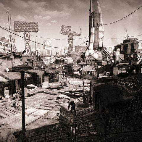 Diamond City Market in an <a class=