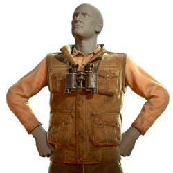 FO76ATX Cryptid Enthusiast Suit