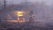 FO76 Wendigo w Dead Caravan